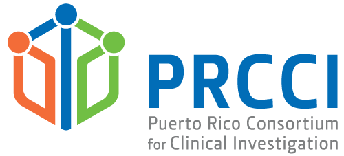 PRCCI – Puerto Rico Consortium for Clinical Investigation Logo